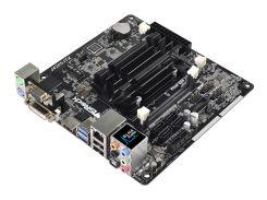 Материнская плата с процессором AsRock J4205-ITX, Intel Pentium J4205 (4x2.6 GHz)