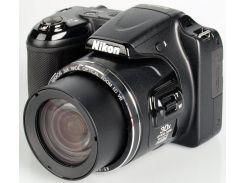 Фотоаппарат Nikon Coolpix L820 Black / 16 Mp