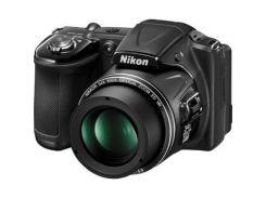 Фотоаппарат Nikon Coolpix L830 Black