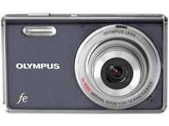 Фотоаппарат Olympus Camedia FE-4000 Grey