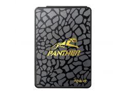 SSD 120Gb, Apacer AS340 Panther, SATA3, 2.5', TLC, 500/375 MB/s (AP120GAS340G-1)