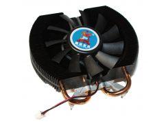 Кулер VGA Cooling Baby A12 для видеокарт 3000об/мин 25дБ 105х75х25мм, 80мм вентилятор SB 2-pin