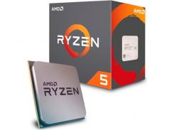 Процессор AMD (AM4) Ryzen 5 1400, Box