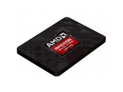 SSD 120Gb, AMD Radeon R3, SATA3, 2.5', TLC, 522/366 MB/s (R3SL120G)