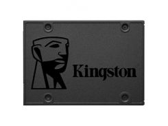 SSD 480Gb, Kingston SSDNow A400, SATA3, 2.5', TLC, 500/450 MB/s (SA400S37/480G)