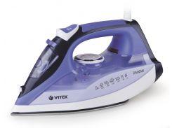 Утюг Vitek VT-1239 White/Blue, 2400W