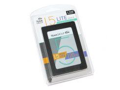 SSD 120Gb, Team L5 Lite, SATA3, 2.5', MLC, 500/300 MB/s (T2535T120G0C101)