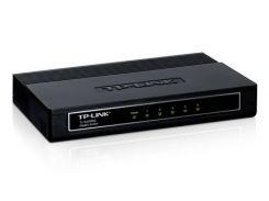 Коммутатор (свитч) TP-LINK TL-SG1005D, 5 портов, 10/100/1000 Mb, Unmanaged