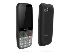 Мобильный телефон Nomi i281 Black, 2 Sim