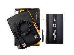 Карман внешний 2,5' Grand-X алюминий (HDE21) USB2.0