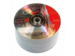 Диск CD-R 50 шт. Videx X-Red, 700Mb, 52x