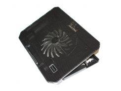 "Подставка для ноутбука до 16"" Havit Cooler Pad HV-F2030, Black"