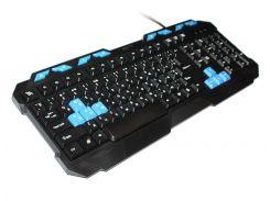 Клавиатура Gemix W-270 игровая Black, USB