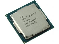 Процессор Intel Core i5 (LGA1151) i5-7400, Tray