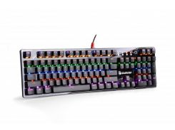 Клавиатура A4tech Bloody B810R (Battlefield), USB Black игровая, мультимедийная, механическая, LED-подсветка