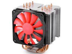 Вентилятор (кулер) для процессора Deepcool LUCIFER K2 (LGA 1151/2011/1366/1156/1155/1150/775, FM2/FM1/AM4/AM3)