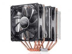 Вентилятор (кулер) для процессора Deepcool NEPTWIN V2.0 (LGA 2011/1366/1156/1155/1151/1150/775, FM2/AM4/AM3)