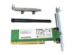 WiFi адаптер USB D-LINK DWA-525/10/A2B 150Mb, PCI