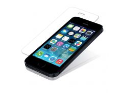 Защитное стекло iPhone 5, 0.33mm, 2.5D