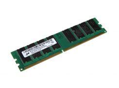 Оперативная память для компьютера 1Gb DDR, 400 MHz (PC3200), Micron, CL3 (MT16JTF25664AZ-1G6M1)