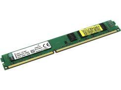 Оперативная память для компьютера 8Gb DDR3, 1600 MHz (PC3-12800), Kingston, 11-11-11-28, 1.5V (KVR16N11/8)