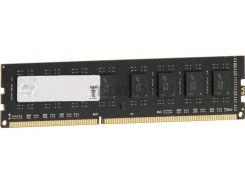 Оперативная память для компьютера 8Gb DDR3, 1600 MHz (PC3-12800), G.Skill, 11-11-11-28, 1.5V (F3-1600C11S-8GNT)