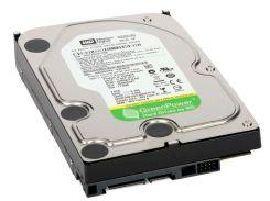 Жесткий диск для компьютера 2Tb Western Digital AV-GP, SATA2, 64Mb, 5400 rpm (WD20EURS)