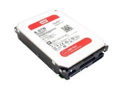 Жесткий диск для компьютера 8Tb Western Digital Red, SATA3, 128Mb, 5400 rpm (WD80EFZX)