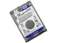 Жесткий диск для ноутбука 500Gb Western Digital Blue, SATA3, 16Mb, 5400 rpm (WD5000LPCX) (Ref)