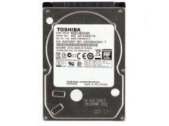 Жесткий диск для ноутбука 320Gb Toshiba, SATA2, 8Mb, 5400 rpm (MQ01ABD032V) (Ref)