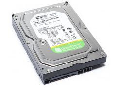 Жесткий диск для компьютера 1Tb Western Digital AV-GP, SATA3, 64Mb, 5400 rpm (WD10EURX) (REF)