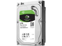 Жесткий диск для компьютера 2Tb Seagate BarraCuda, SATA3, 64Mb, 7200 rpm (ST2000DM006) (Ref)