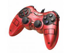 Геймпад Esperanza Fighter EGG105R Red, USB, 12 кнопок