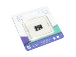 Карта памяти microSDHC, 8Gb, Class10, T G, без адаптера (TG-8GBSDCL10-00)