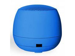 Колонка портативная 1.0 Gembird SPK-103-B Blue, 2 Вт, питание от аккумулятора