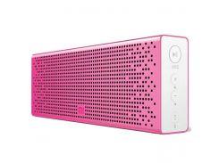 Колонка портативная 2.0  Xiaomi Mi Bluetooth Speaker Pink MDZ-15-DA, 3 Вт, пластиковый корпус, Bluetooth, MicroSD, питание от аккумулятора, управление