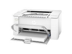 Принтер лазерный ч/б A4 HP LJ Pro M102w (G3Q35A), White, WiFi