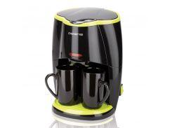 Кофеварка для дома Polaris PCM 0210, капельная, кавоварка поларис