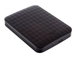 Внешний жесткий диск 2 Tb Seagate (Maxtor), USB 3.0, 5400 rpm (STSHX-M201TCBM) портативный съемный переносной накопитель винчестер hdd 2 Тб