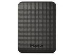 Внешний жесткий диск 500 Gb Seagate (Maxtor), USB 3.0, 5400 rpm (STSHX-M500TCBM) портативный съемный переносной накопитель винчестер hdd 500 Гб