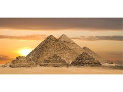 Картина панорамная ПИРАМИДЫ