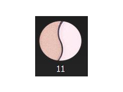 Тени компактные Relouis Silky Eyes №11