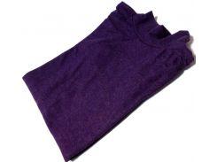 Гольф кашемировый Турция размер 54-60 код 091 фиолетовый