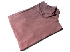 Гольф котон Турция размер 42-48 код 027 серо-розовый