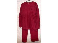 Пижама на байке мужская Турция размер XXL (наш 54-56)