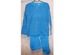 Пижама на байке мужская Турция размер L (наш 50-52)