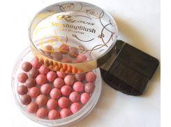 Румяна шариковые с бархатистым эффектом Relouis №3
