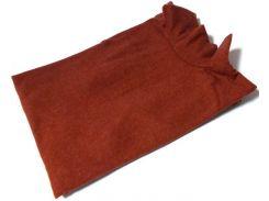 Гольф кашемировый Турция размер 48-54 код 090 терракота