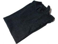 Гольф кашемировый Турция размер 54-60 код 091 темно-серый