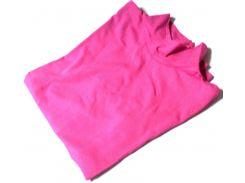 Гольф котон Турция размер 48-54 код 050 ярко розовый